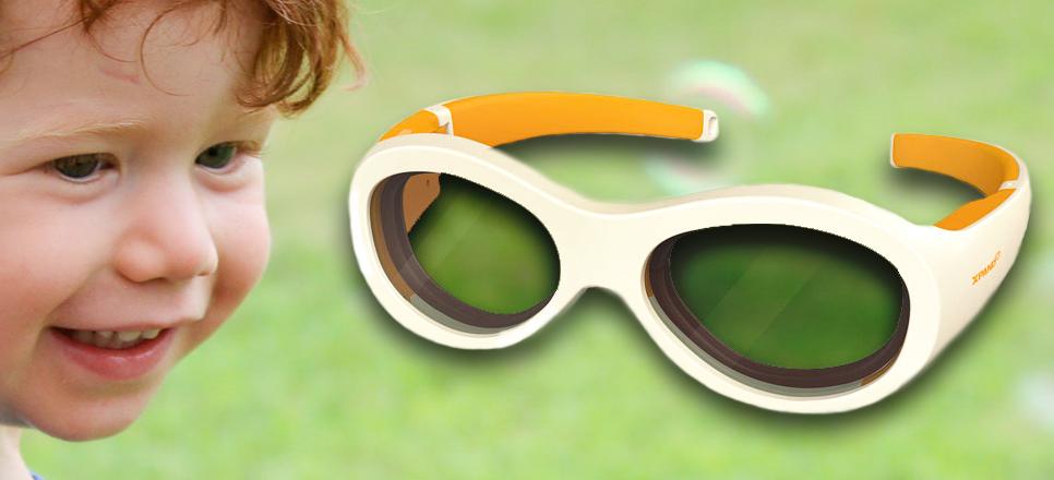okulary amblyz