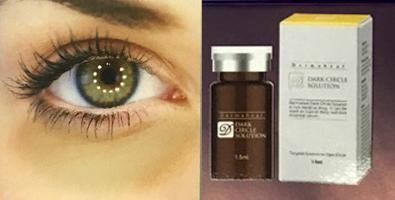 Dermaheal Dark Circle Solution to połączenie peptydów biomimetycznych - rozświetla i nawilża skórę pod oczami redukując cienie i worki pod oczami